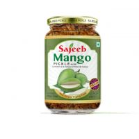 Sajeeb Pickles (Mango, Olive, Mixed, Garlic, Tomato, Green Chilli, Naga Chilli, Amloki) 400 gm & 1000 gm