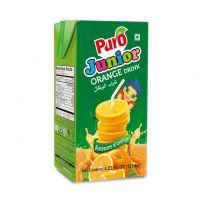 Puro Fruit Drinks (Mango, Orange, Mixed Fruit and Pineapple) 125 ml