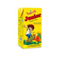 Sajeeb Fruit Drinks (Mango, Orange, Mixed Fruit, Pineapple, Litchi, Apple, Red Grape, Peach) 125 ml