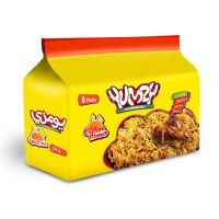 Yumzy Instant Noodles 60 gm and 496 gm