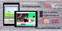 Business iPad Rentals | iMac Rental Dubai | iPad Hire | Rent iPads
