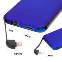 Power Bank 10000mAh Portable Fast Charging Phones Charger Power Bank USB