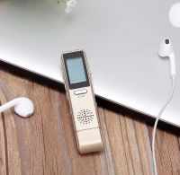 Portable Handheld USB Flash Drive Digital Mini Voice Recorder Activated with MP3 Playback