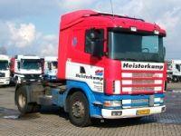 trucks cranes