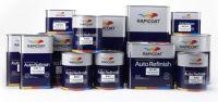 car paint/automotive refinish/ rapicoat Car refinish professional manufacture with top quality
