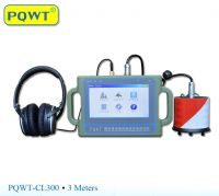 PQWT-CL300 Ground Pipe Water Leak Detector 3M