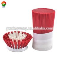 100% pure material hot Sale low price China Polyamide PA 6 66 PBT PP Synthetic filaments for cleaning brush  Bristles