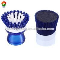Hot-sale straight curved bristle nylon PA 6 66 610 612 PBT brush filament for hair brushes