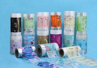 Facial Tissue Packaging Film Paper Towel Plastic Film