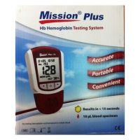 MISSION PLUS HB HEMOGLOBIN TESTING SYSTEM