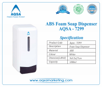 ABS Foam Soap Dispenser 1000ML