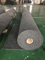 Rubber Flooring Roll Mats