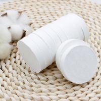 compressed cotton