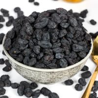 Afghani Black Raisins