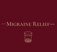 Migraine Relief (Natural Solution of throbbing pain, vertigo, nausea, dizziness))