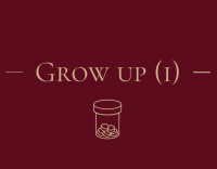Grow Up (i) (for kids growth 3-10 years)