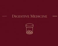 Digestive Medicine (relieve gas problems)