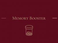 Memory Booster (Memory Focus Natural Supplement)