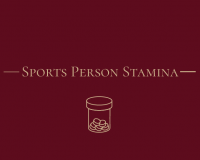Sports Person Stamina (Natural Stamina Supplement)
