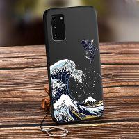 Customized pattern design Matt TPU case phone