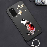 Customized pattern frosted mobile phone case