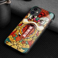 Tempered Glass back panel mobile phone case