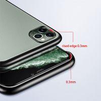 Frameless  Shockproof Hybrid Case