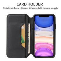 Premium PU Leather Flip Folio mobile phone case