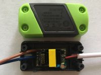 7W non-isolated LED driver for panel light