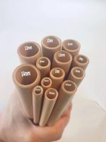 Eco-Friendly Bamboo Drinking Straws - Biodegradable Straws Straw Wholesale
