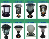 Solar Enclosure Lamps