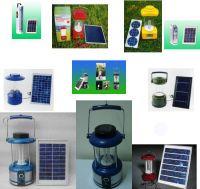 Solar Portable Camping Lamp