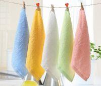 Baby bamboo burp towel,Bamboo hand towel,Bamboo square towel
