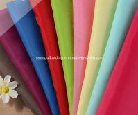 210T, 60G/M2; Polyester Taffeta Lining Fabric
