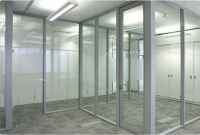 Glass and aluminium doors and windows