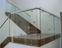 Glass & Stainless Steel Railings