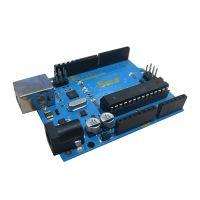 microcontroller development board based on the ATmega328P compatible arduino uno r3