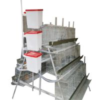 The Best Price Battery Chicken Cage For Chicken Farm Building