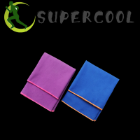 Microfiber sports towel cooling gym/running