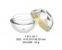 WEISHINNE PLASTIC, Luxury jars, container, packaging, cosmetic, makeup, skincare