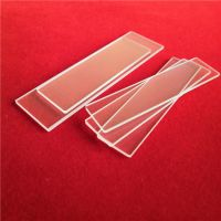Factory Supply High Purity Polished Transparent Fused Quartz Glass Sheet