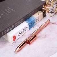 colors metal spring pen