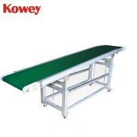 Factory customized mini belt conveyor heater machine/packing conveyor assembly line