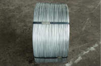 Galvanized steel wire for Cable Amoring
