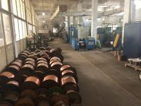 High Conductivity Copper Clad Steel Wire