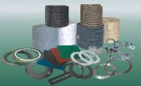 sealing material graphite/ptfe gasket/packing with ptfe/graphite