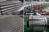 Aluminum Tread Plate and Aluminum Chequered Plate