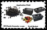 Black PP Plastic Granules/China Gold Supplier/Direct Manufatcurer