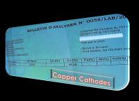 Copper Cathode