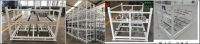 Customize Warehouse Car Trunk Lining Storage Rack Metal Pallet